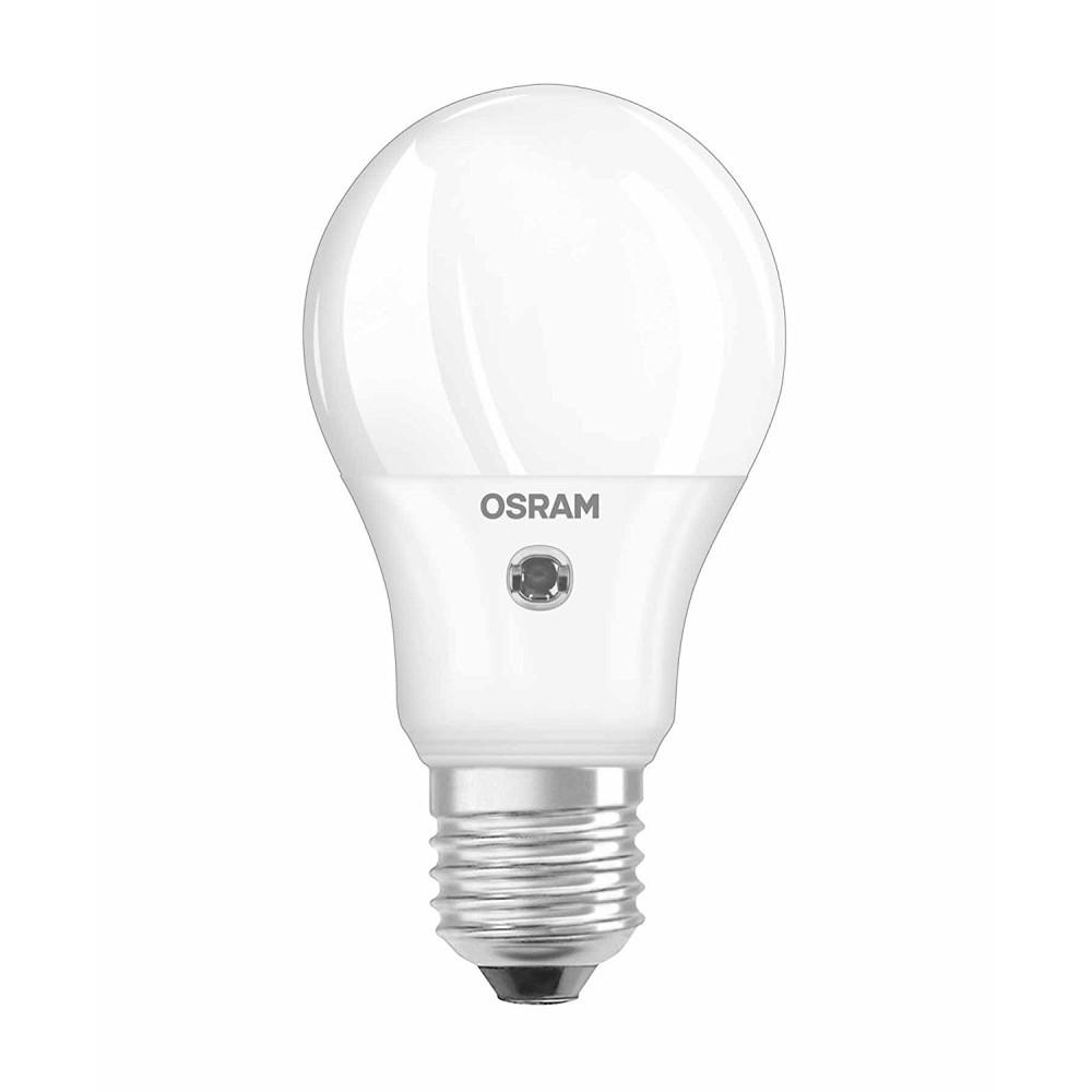 osram led birne bulb classic a40 sensor 5 40w 827 2700k warmwei e27 ebay. Black Bedroom Furniture Sets. Home Design Ideas